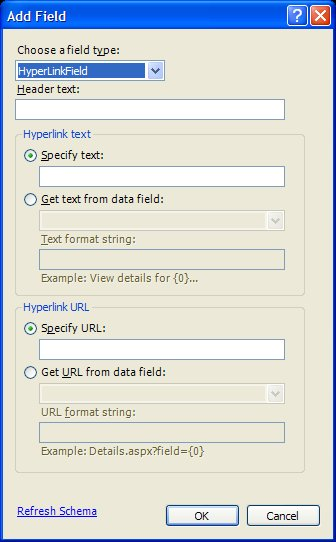 Formatting Fields in an ASP NET Gridview with Microsoft Expression Web 4